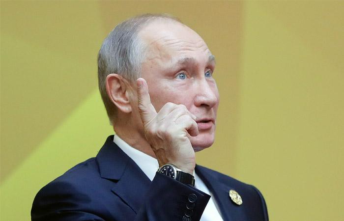 Путин назначил полпредов в федеральных округах