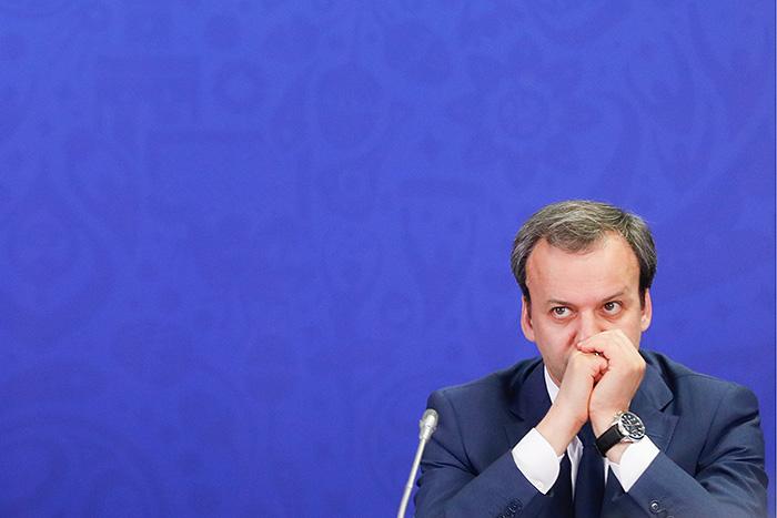 Дворковича выдвинули кандидатом напост руководителя ФИДЕ