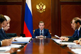 Медведев предложил продлить контрсанкции в отношении западных стран