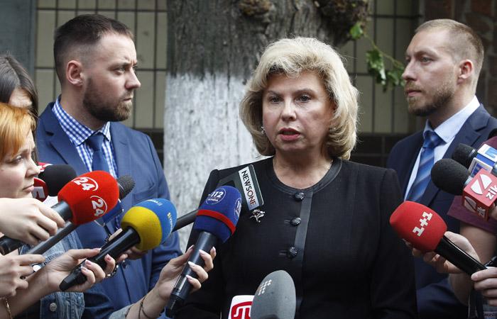 Москалькова назвала состояние Сенцова удовлетворительным