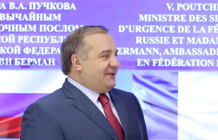 Врио губернатора Приморья предложил на пост сенатора бывшего главу МЧС