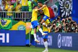 Сборная Бразилии победила Мексику и вышла в четвертьфинал ЧМ-2018
