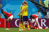 Сборная Швеции победила Швейцарию и вышла в четвертьфинал ЧМ-2018