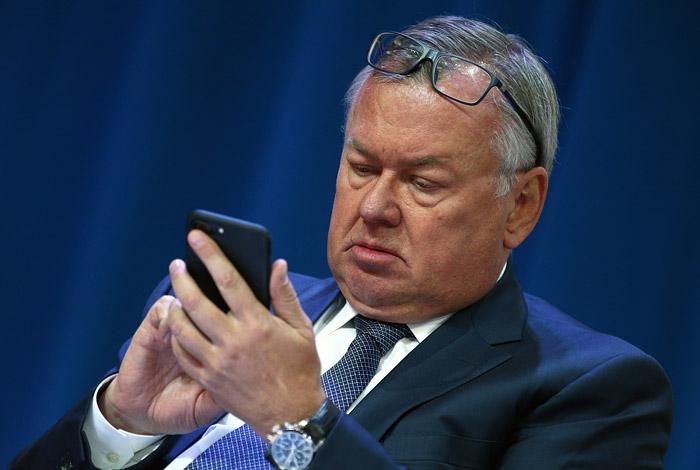 Андрей Костин стал главой Попечительского совета огромного театра
