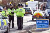 Пробы с места нового инцидента близ Солсбери направлены в лабораторию Портон-Даун