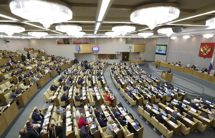 Какие заработной платы ипенсии у русских депутатов