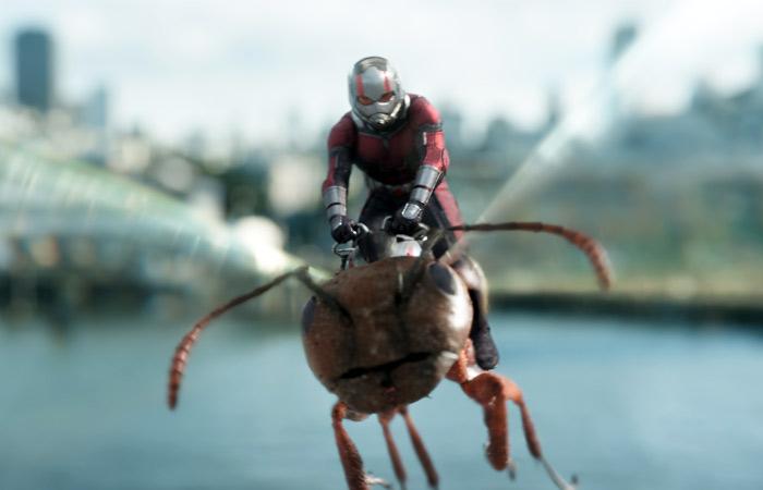 """""""Человек-муравей и Оса"""": Соразмерные величины"""