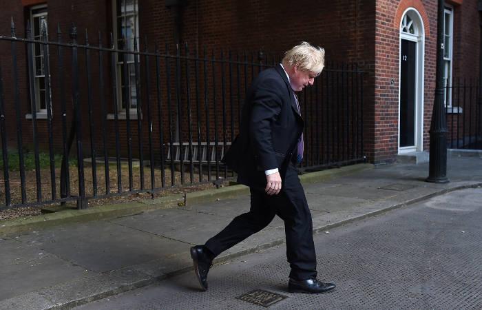 Джонсон объявил, что мечта Великобритании оБрексите погибает