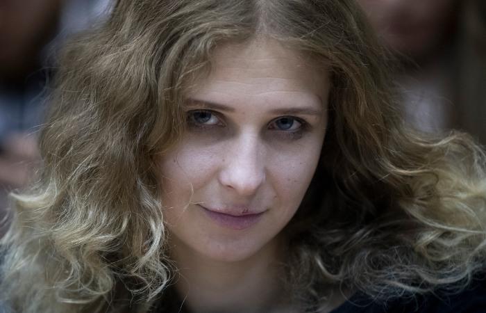 Мария Алехина сказала о задержании зауклонение отнаказания