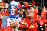 Франция - Бельгия. Онлайн