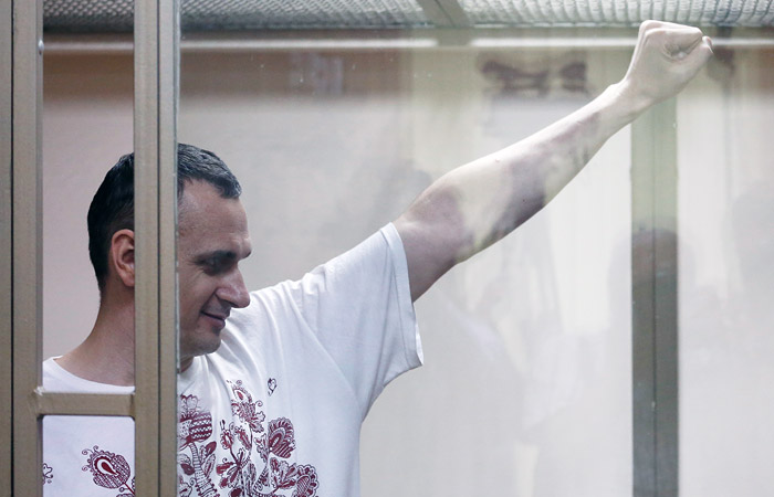 В МВД РФ заявили о наличии у Сенцова гражданства России