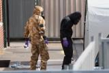 Полиция заявила об отсутствии опасности в связи с госпитализацией мужчины в Солсбери