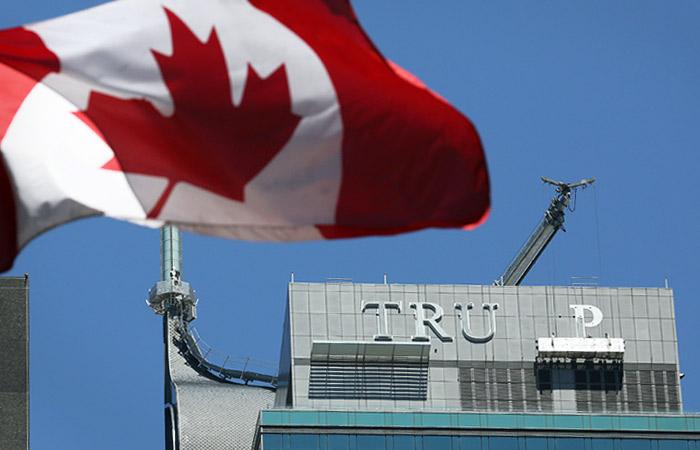 """FT выпустила расследование о """"русском следе"""" в финансировании башни Трампа в Торонто"""