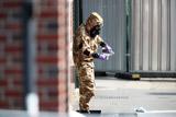 "Флакон из-под ""Новичка"" нашли в доме отравленного британца в Эймсбери"