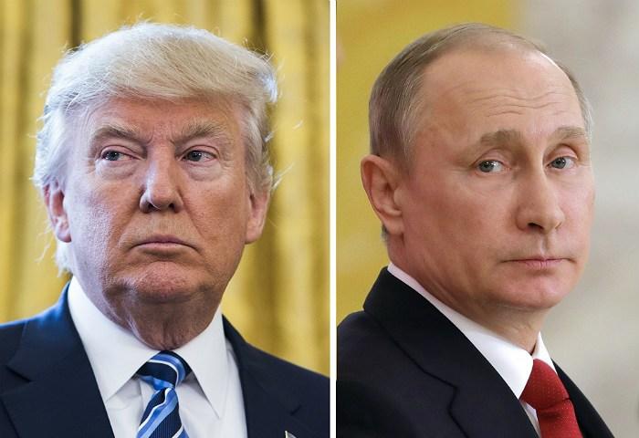 """Белый дом исключил отмену саммита Путин-Трамп на фоне новых обвинений """"Рашагейта"""""""