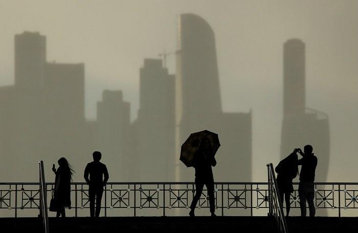 МЧС: жителей столицы предупреждают осильном ветре идожде сгрозами 15июля