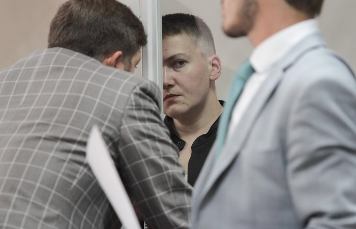 Савченко объявила бессрочную голодовку после продления своего ареста