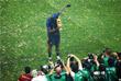 Французский футболист Поль Погба