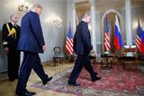 Встреча Путина и Трампа тет-а-тет в Хельсинки продлилась больше двух часов