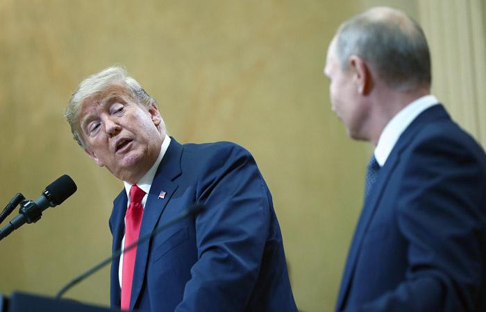 Трамп счел важным сказать Путину в лицо о вмешательстве России в американские выборы