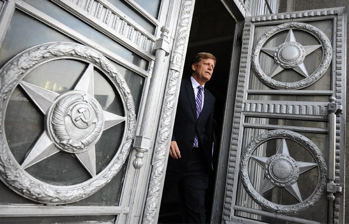 Генпрокуратура заподозрила экс-посла США Макфола в причастности к делу Браудера