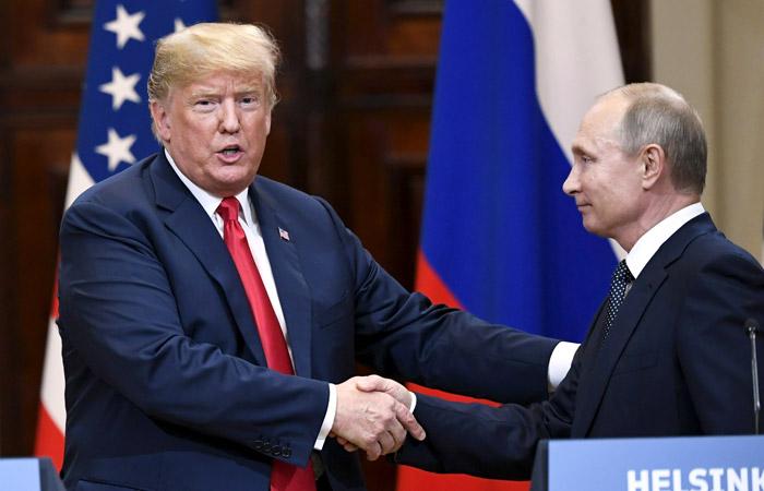 Трамп заявил, что встреча с Путиным была лучше саммита НАТО