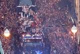 Более 300 тысяч человек вышли на улицы Загреба встречать сборную Хорватии