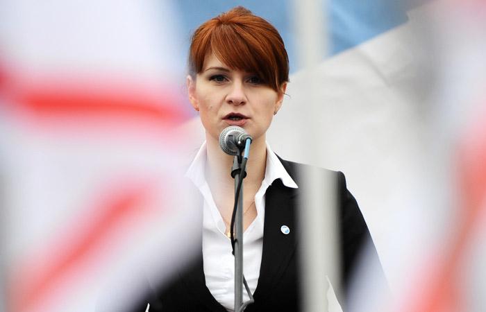 СВР отказалась комментировать арест в США Марии Бутиной
