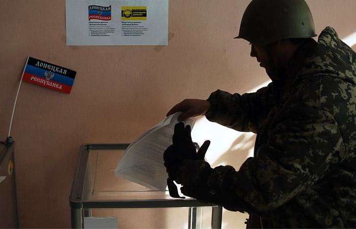 Вашингтон не стал рассматривать вопрос о поддержке референдума на востоке Украины