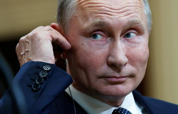 Путин предложил Трампу рассмотреть идею о референдуме в Донбассе