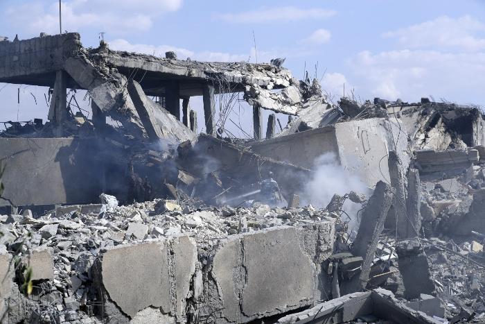 Сирийские СМИ сообщили об ударе коалиции по мирным жителям на востоке страны