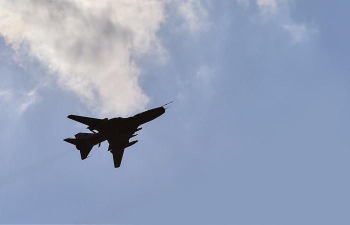Израиль сбил ракетой Патриот истребитель «Су», залетевший стерритории Сирии