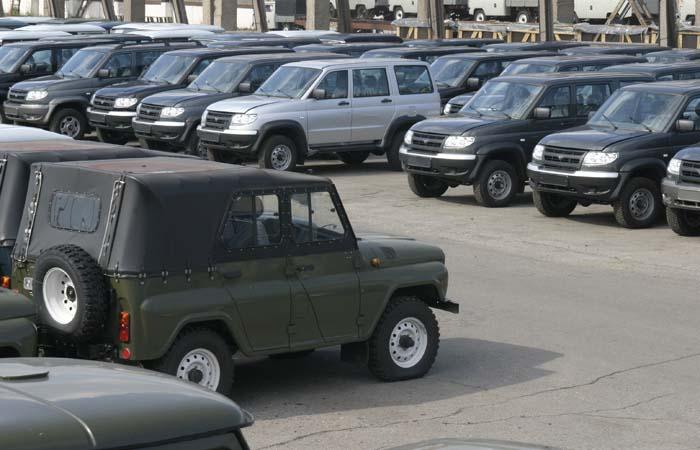 Военные предложили забирать у владельцев легковые авто в случае военного положения
