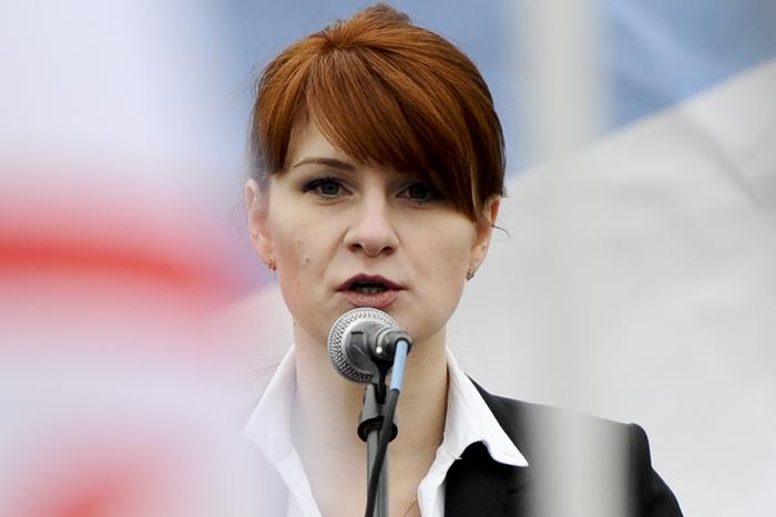 ВСША русские дипломаты посетят Марию Бутину 26июля
