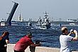 Прохождение военных кораблей по Неве
