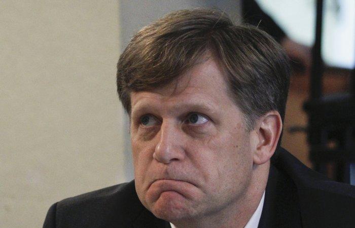 Экс-посол США Макфол заявил о крахе своей научной карьеры из-за российских санкций