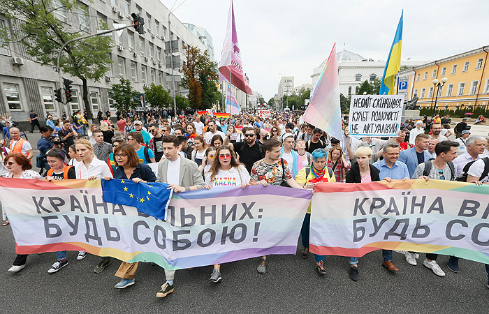 Евродепутат Хармс прокомментировала разговор сфейковым главой Администрации президента Украины
