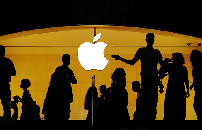 Капитализация Apple преодолела отметку в $1 трлн