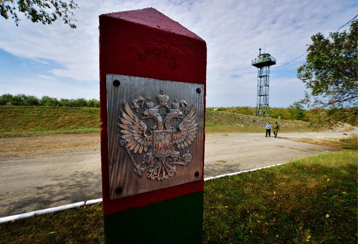 Нелегально приплывший на Чукотку американец попросил политического убежища в РФ