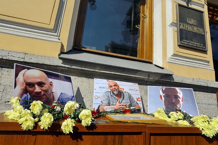 Погибшего в ЦАР режиссера Расторгуева похоронят в Москве 7 августа