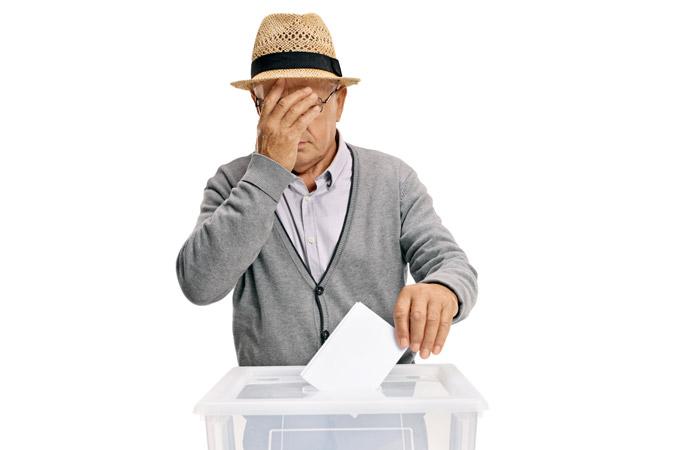 ЦИК признал законными вопросы, предложенные тремя группами для референдума по пенсиям