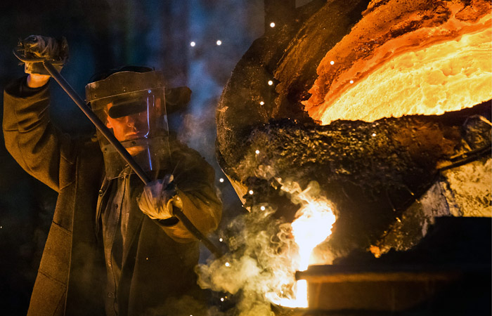 РСПП предупредил о массовом исходе инвесторов в случае повышения налогов для металлургов
