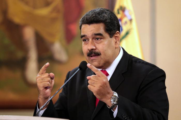 Венесуэла попросила Интерпол арестовать подозреваемого в покушении на Мадуро