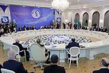 Лидеры пяти прикаспийских государств подписали конвенцию о правовом статусе Каспия