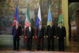 Путин отправился на саммит по статусу Каспийского моря