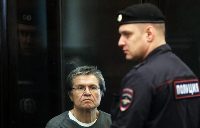 Президиум Мосгорсуда не будет рассматривать жалобу на приговор Улюкаеву
