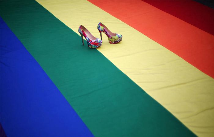 ЛГБТ-активисты сообщили, что им впервые разрешили провести в России гей-парад