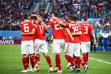 Россия поднялась на 49-е место рейтинга ФИФА