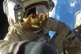 Российские космонавты установили на МКС антенну для контроля миграции животных и птиц