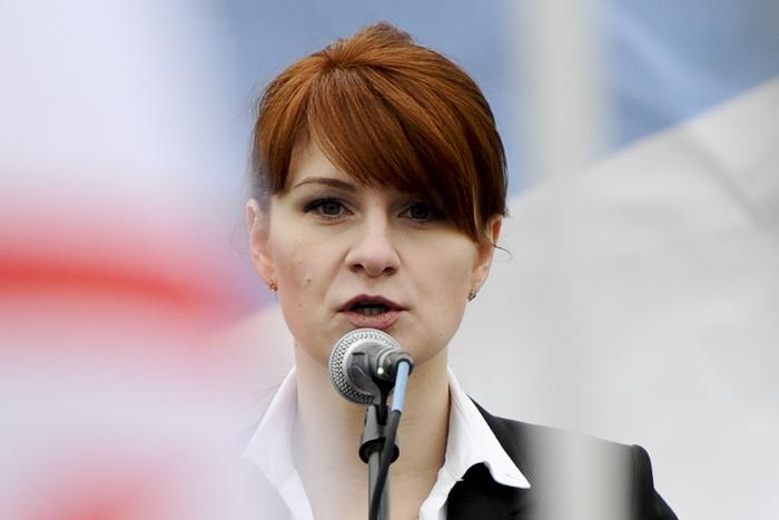 Посольство РФ потребует от властей США прекратить давление на арестованную россиянку Бутину